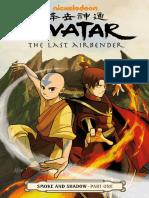 Avatar A Lenda De Aang - Smoke And Shadow - Part 1 - PT.BR