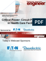CircCircuit Protection in Health Care Facilitiesuit Protection in Health Care Facilities