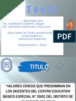 Diapositivas de Tesis Sr Condori y Paul