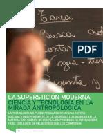 Antropología y Ciencia