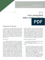 Parte 9 - Inflamações e Granulomas Não Infecciosos