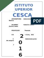 ASIGNATURA     Administración Básica.docx