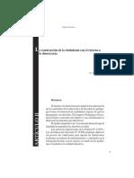 Dialnet-LaConstruccionDeLaCiudadaniaConElRetornoALaDemocra-4012420