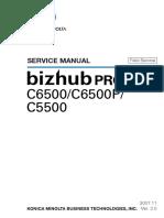 Manual de Servicio 6500