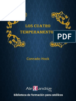 Hock Conrado - Los Cuatro Temperamentos - Alexandriae.org