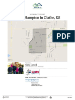 South Hampton Neighborhood Real Estate Report