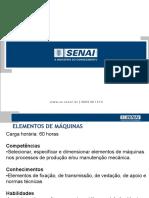 Apresentação_Elementos e Maquinas