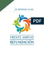 Refundacion Del Estado de Guatemala