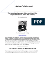 Jasenovac and Vatican