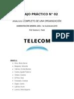 TP 02 - Telecom Argentina