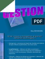Gestion  FSTM