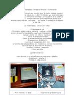 Modding Grabadora_ Ventana, Pintura e Iluminación
