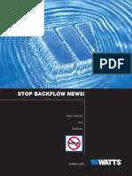 Back Flow Paper