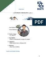 Manual del trabajador e información para los usuarios.