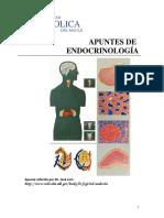 Apuntes de Endocrinología