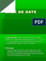 Baze de Date Curs 7