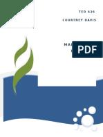 davis classroom management notebook