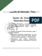 Víveres y Abarrotes Perú