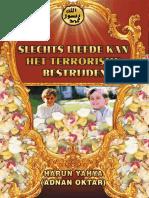 SLECHTS LIEFDE KAN HET TERRORISME BESTRIJDEN. dutch.pdf