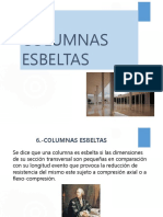 COLUMNAS ESBELTAS