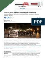 Los 200 Alborotadores Históricos de Barcelona _ España _ EL PAÍS