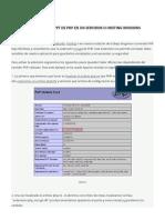 Activar Extensión Mcrypt de Php en Un Servidor o Hosting Windows