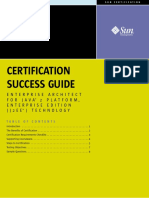 Certification Archj2ee 07 01