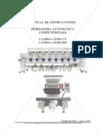 CFSE-CT Series - CFSE-DM Series Manual Operativo 2006-2007