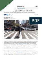 Ben Pasternak, El Genio Adolescente de Moda _ Tecnología _ EL PAÍS