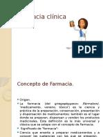 1.-Farmacia Clínica Ambito