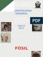 Paleontología General