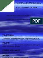 2da. Clase Volcanes