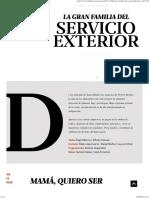 La gran familia del cuerpo diplomático . Noticias de España.pdf