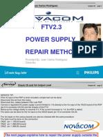 Philips Plasma Ftv2.3 Metodo Reparacion de Fuente