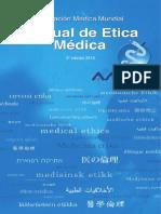 Manual de Ética Medica