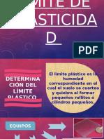 Límite de Plasticidad