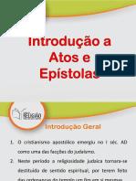 02- Introducão a Atos e Epístolas