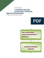 6. Diagnóstico Nutricional - Formatos