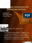 Grevience Handling
