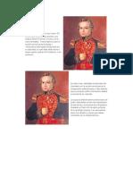 Los Cinco Años de Simon Bolivar Tarea de Catedra