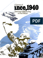 Boardgame-France 1940-(Avalon Hill)Wargame
