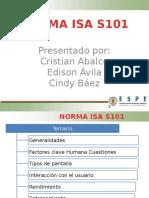 NORMAS-ISA-S101
