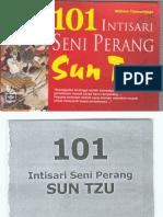 101intisari Seni Perang Suntzu