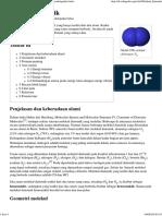 Molekul Diatomik - Wikipedia Bahasa Indonesia, Ensiklopedia Bebas