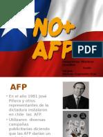 Contra de Las Afp