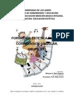 Trabajo Formación Auditiva Comprensión Singular Grupo 3