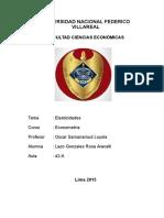 ECONOMETRIA GUANABANA