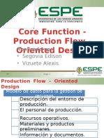 Core Function - Production Flow - Oriented Design