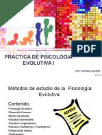 Metodos de estudio de la psicologia evolutiva
