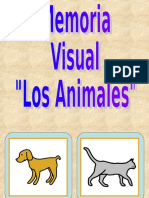 Memoria Visual Los Animales (2)